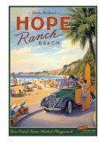 Hope Ranch Giclée-Druck von Kerne Erickson
