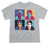 Youth: Happy Days - Fonz Pop T-shirts