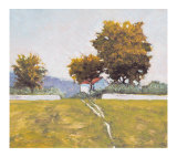 Chatillon Collectable Print by Kent Lovelace