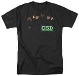 CSI - Shadow Cast T-shirts