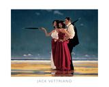 L'homme manquant I Affiches par Jack Vettriano