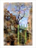 Winter Tree, Paris, France Giclee Print by Nicolas Hugo
