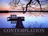 Contemplação Posters