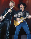 Brooks & Dunn Photographie