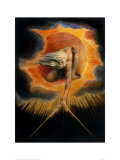 The Ancient of Days Láminas por William Blake