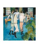 The Crazy Years Kunst von Marie Versailles