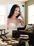 Megan Fox Wall Mural