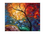 Jeweled Dreams Poster von Megan Aroon Duncanson