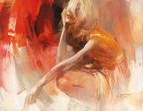 Playfull III Print by Willem Haenraets