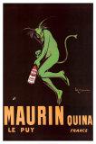 Maurin Quina 1920 Julisteet