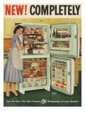 Stor-Mor, Magazine Advertisement, UK, 1950 ジクレープリント