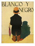 Blanco y Negro, Magazine Cover, Spain, 1930 ジクレープリント