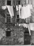 Laundry Hanging Out Photographic Print by Vincenzo Balocchi