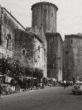 Fondi Castle Photographic Print by Vincenzo Balocchi
