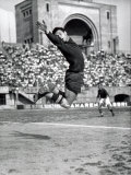 Goalkeeper During a Game Photographic Print by A. Villani