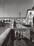 The Ponte Vecchio in Florence Reproduction photographique par A. Villani