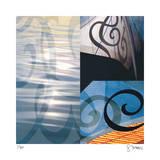 Sea of Uncertainty Giclee Print by Scott Sandell