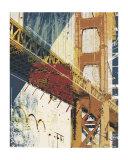 Into Manhattan I Affiches par Noah Li-Leger