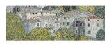 Church at Cassone Poster por Gustav Klimt
