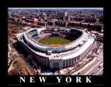 New Yankee Stadium, First Opening Day, April 16, 2009 Prints by Mike Smith