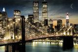Manhattan, New York Affiches