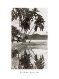 Coco Palms, Acapulco, 1932 Reproduction procédé giclée