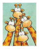 Funny Friends II Posters por Jean Paul