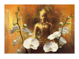 Samadhi I Pôsteres por Wei Ying-wu