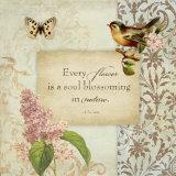 Every Flower Kunst von Stephanie Marrott