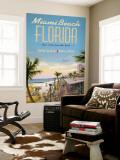 Miami Beach Poster géant