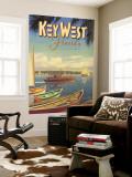 Key West Florida Seinämaalaus