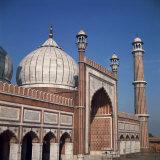 Jumma Mosque, Delhi, India Photographic Print by Richard Ashworth