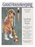 Good Housekeeping, August 1933 Posters