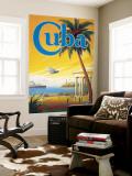 Visit Cuba Seinämaalaus