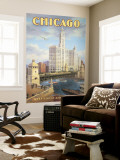 Chicago Poster géant