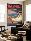 Havana Wall Mural