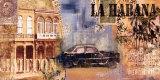 La Habana Affiches par Tom Frazier