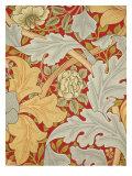St James Wallpaper, Paper, England, 1881 Reproduction procédé giclée par William Morris