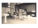 The Old Barber Shop Prints