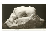 Rodin Sculpture Danaides Posters