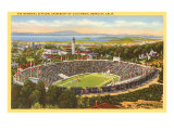 University of California Stadium, Berkeley Kunstdrucke