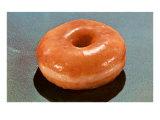 Glazed Donut Premium-giclée-vedos