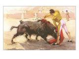 Bullfighting: The Kill Lámina