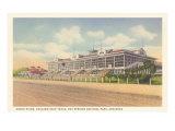 Oaklawn Racetrack, Hot Springs, Arkansas Kunstdrucke