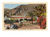 Plaza, Palm Springs, California Kunstdrucke