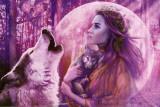 Luna piena Poster