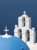 Oia, Santorini, Cyclades Islands, Greek Islands, Greece, Europe Impressão fotográfica por Angelo Cavalli