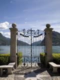 Lugano, Lake Lugano, Tessin Canton, Switzerland, Europe Impressão fotográfica por Angelo Cavalli