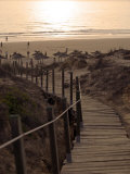 La Barrosa Beach, Cadiz, Costa De La Luz, Andalucia, Spain, Europe Impressão fotográfica por Marco Cristofori