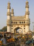 Charminar, Hyderabad, Andhra Pradesh State, India Impressão fotográfica por Marco Cristofori
